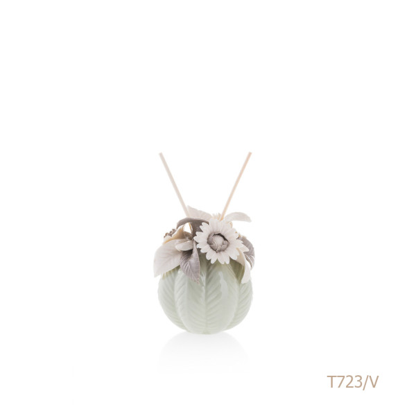 T723-V Mongolfiera Sharon Italia - Profumatori per ambienti, profumi per ambienti, diffusori per ambienti, Porcellane capodimonte, porcellane di capodimonte-37