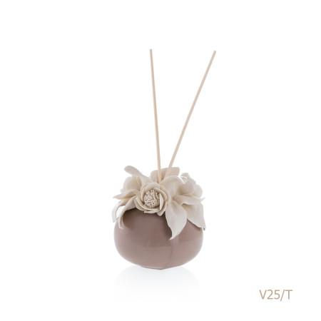 V25-T Mongolfiera Sharon Italia - Profumatori per ambienti, profumi per ambienti, diffusori per ambienti, Porcellane capodimonte, porcellane di capodimonte-4
