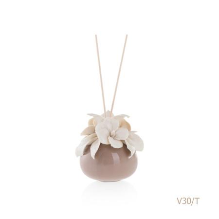 V30-T Mongolfiera Sharon Italia - Profumatori per ambienti, profumi per ambienti, diffusori per ambienti, Porcellane capodimonte, porcellane di capodimonte-7