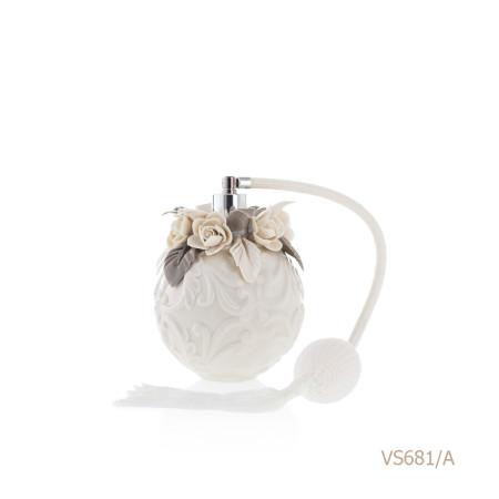 VS681-A Mongolfiera Sharon Italia - Profumatori per ambienti, profumi per ambienti, diffusori per ambienti, Porcellane capodimonte, porcellane di capodimonte-14