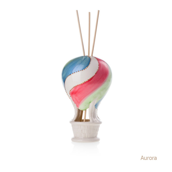 Aurora Mongolfiera Sharon Italia - Profumatori per ambienti, profumi per ambienti, diffusori per ambienti, sharon bomboniere, bomboniere artigianali, diffusori ambiente-1