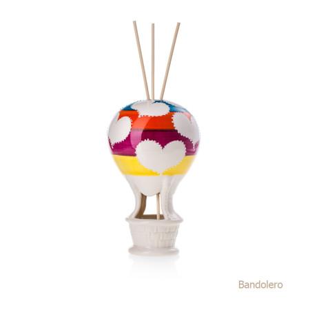Bandolero Mongolfiera Sharon Italia - Profumatori per ambienti, profumi per ambienti, diffusori per ambienti, sharon bomboniere, bomboniere artigianali, diffusori ambiente-2