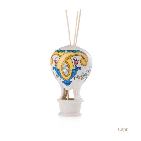Capri Retro Mongolfiera Sharon Italia - Profumatori per ambienti, profumi per ambienti, diffusori per ambienti, sharon bomboniere, bomboniere artigianali, diffusori ambiente-28