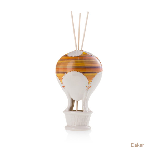 Dakar Mongolfiera Sharon Italia - Profumatori per ambienti, profumi per ambienti, diffusori per ambienti, sharon bomboniere, bomboniere artigianali, diffusori ambiente-15