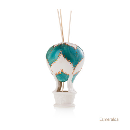 Esmeralda Mongolfiera Sharon Italia - Profumatori per ambienti, profumi per ambienti, diffusori per ambienti, sharon bomboniere, bomboniere artigianali, diffusori ambiente-18