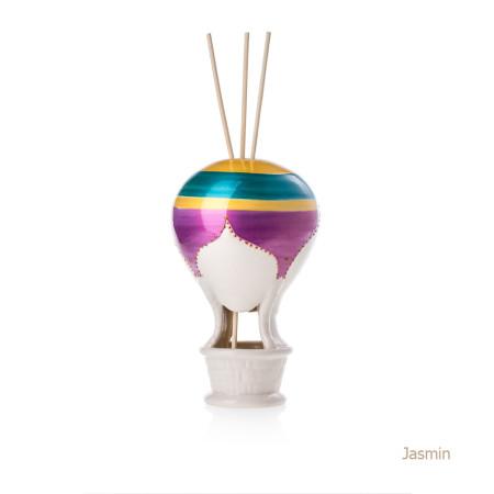 Jasmin Mongolfiera Sharon Italia - Profumatori per ambienti, profumi per ambienti, diffusori per ambienti, sharon bomboniere, bomboniere artigianali, diffusori ambiente-4