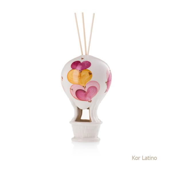 Kor Latino Mongolfiera Sharon Italia - Profumatori per ambienti, profumi per ambienti, diffusori per ambienti, sharon bomboniere, bomboniere artigianali, diffusori ambiente-31