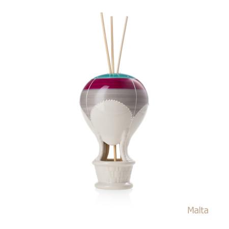 Malta Mongolfiera Sharon Italia - Profumatori per ambienti, profumi per ambienti, diffusori per ambienti, sharon bomboniere, bomboniere artigianali