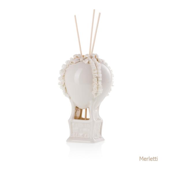 Merletto Mongolfiera Sharon Italia - Profumatori per ambienti, profumi per ambienti, diffusori per ambienti, sharon bomboniere, bomboniere artigianali, diffusori ambiente-34