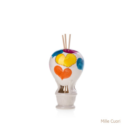 Millecuori Mongolfiera Sharon Italia - Profumatori per ambienti, profumi per ambienti, diffusori per ambienti, sharon bomboniere, bomboniere artigianali, diffusori ambiente-6