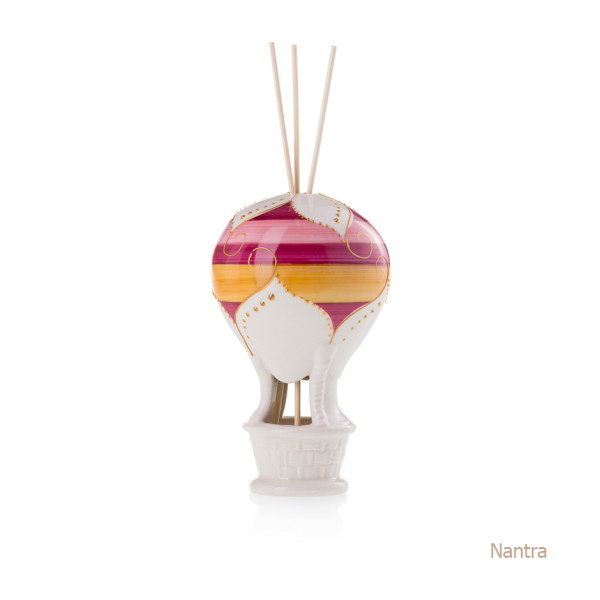 Nantra Mongolfiera Sharon Italia - Profumatori per ambienti, profumi per ambienti, diffusori per ambienti, sharon bomboniere, bomboniere artigianali, diffusori ambiente-17