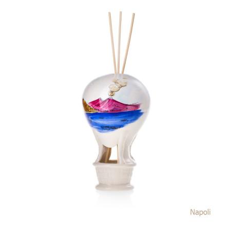 Napoli Mongolfiera Sharon Italia - Profumatori per ambienti, profumi per ambienti, diffusori per ambienti, sharon bomboniere, bomboniere artigianali, diffusori ambiente-5