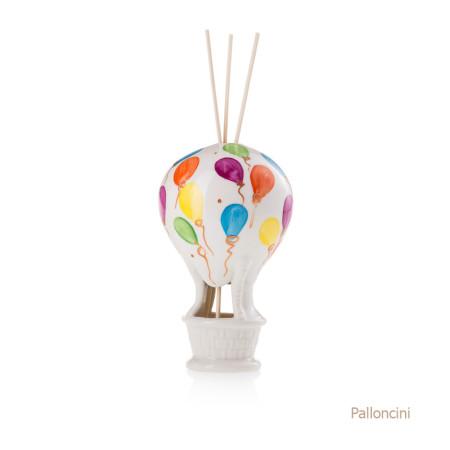 Palloncini Mongolfiera Sharon Italia - Profumatori per ambienti, profumi per ambienti, diffusori per ambienti, sharon bomboniere, bomboniere artigianali, diffusori ambiente-11