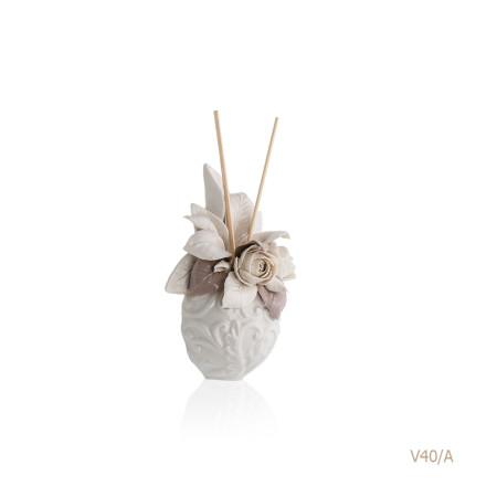 V40-A Porcellane Capodimonte Sharon Italia – Profumatori per ambienti, profumi per ambienti, diffusori per ambienti, Porcellane capodimonte, porcellane di capodimonte