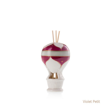 Violet Mongolfiera Sharon Italia - Profumatori per ambienti, profumi per ambienti, diffusori per ambienti, sharon bomboniere, bomboniere artigianali, diffusori ambiente-42