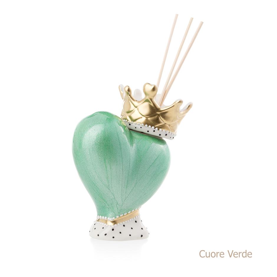 Cuore verde