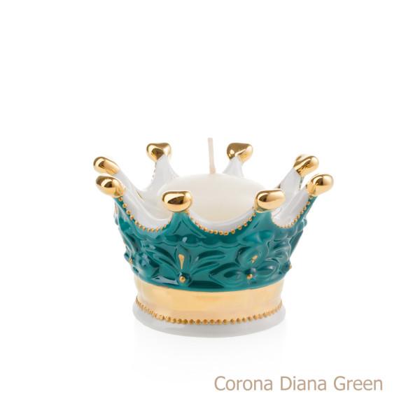 Corona Diana Green