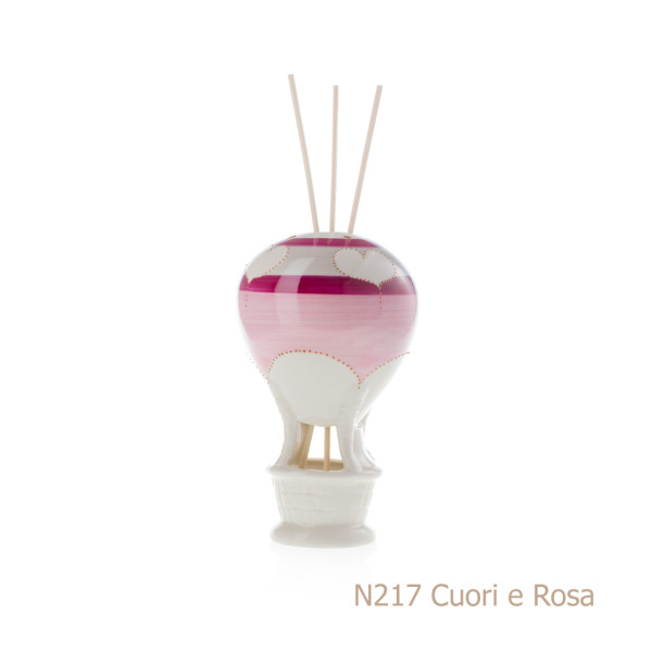 N217-CUORI E ROSA