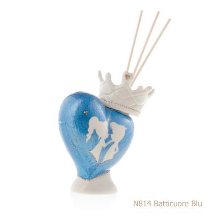 N814-BATTICUORE BLU