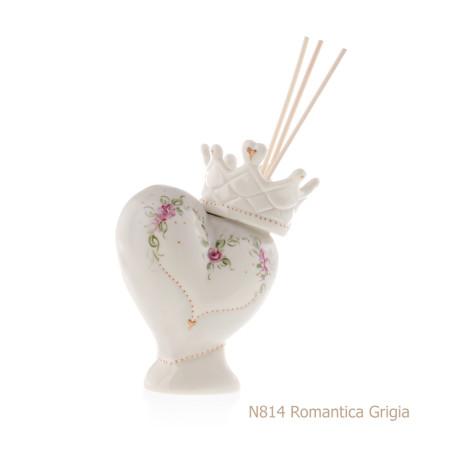 N814-ROMANTICA GRIGIA