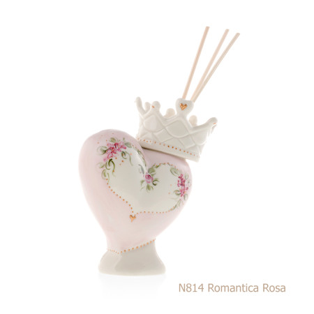N814-ROMANTICA ROSA