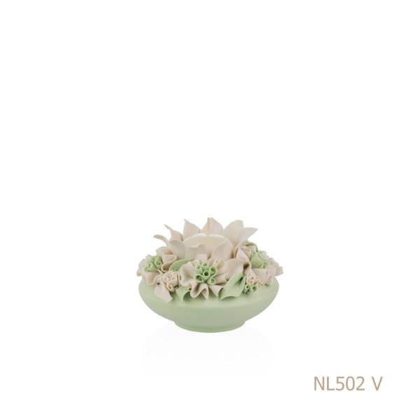Sharon italia - Porcellana capodimente - Profumatori in porcellana - Portacandele in porcellana