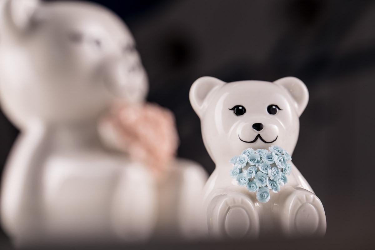 Sharon Italia - Animali in porcellana - Porcellana decorata a mano-13