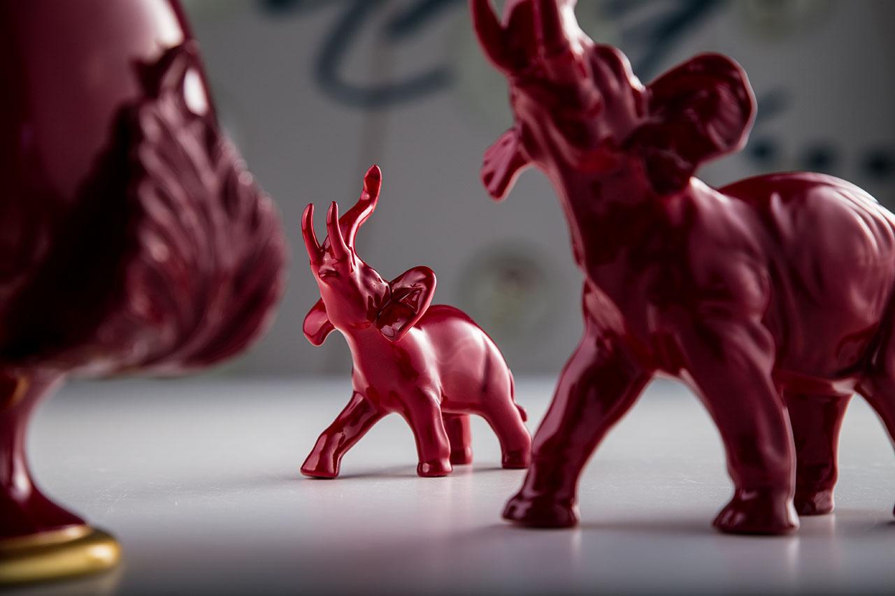 Sharon Italia - Animali in porcellana - Porcellana decorata a mano-23