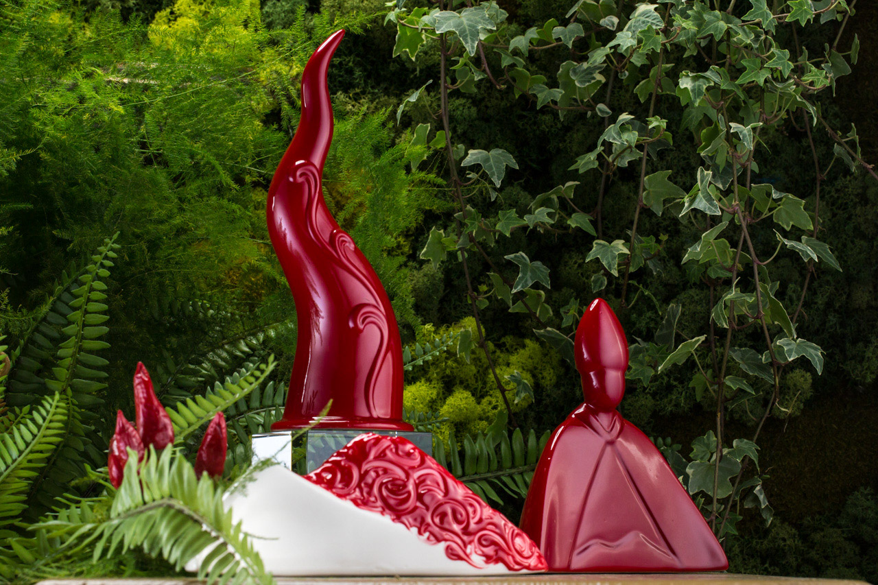 Sharon Italia - Collezione 2020 - Porcellana Decorata a mano - profumatori ambiente-14