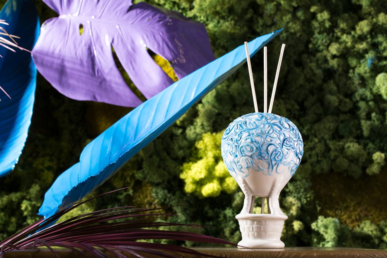 Sharon Italia - Collezione 2020 - Porcellana Decorata a mano - profumatori ambiente-17