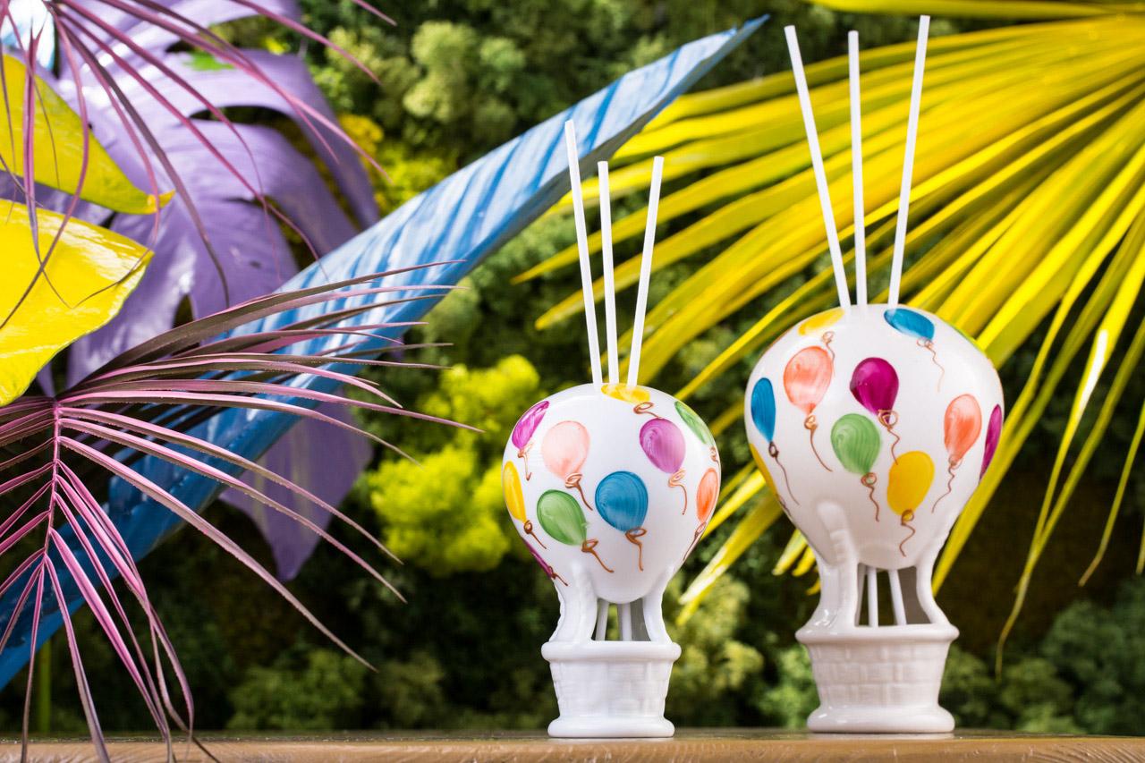 Sharon Italia - Collezione 2020 - Porcellana Decorata a mano - profumatori ambiente-30