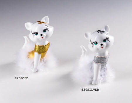 Sharon Italia - Animali in porcellana - Porcellana decorata a mano-5