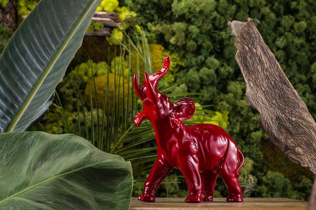 Sharon Italia - Gli Elefanti - Collezione 2020 - Porcellana Decorata a mano