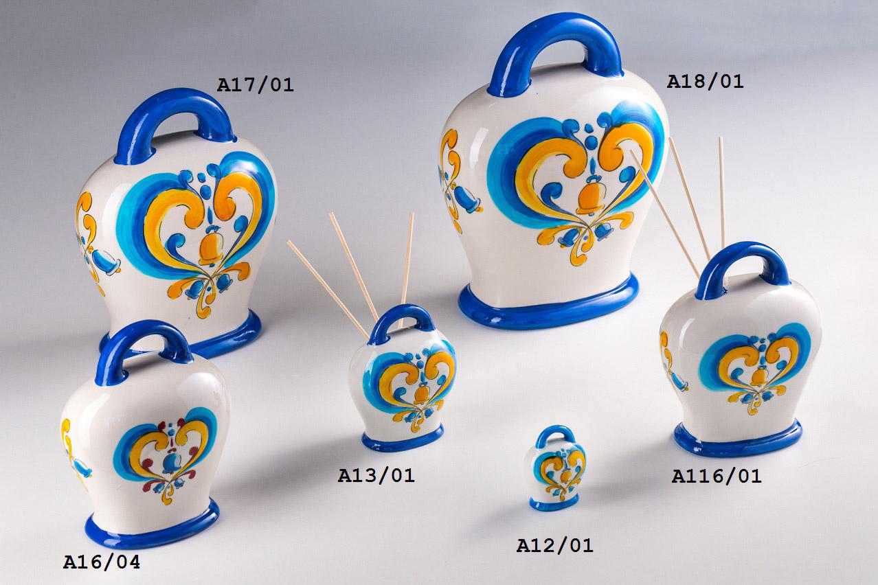 Sharon Italia - Collezione 2020 - Porcellana Decorata a mano - profumatori ambiente - Profumatore Ambiente-19