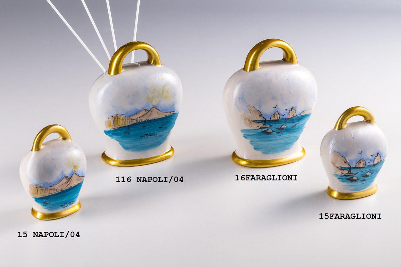 Sharon Italia - Collezione 2020 - Porcellana Decorata a mano - profumatori ambiente - Profumatore Ambiente-20