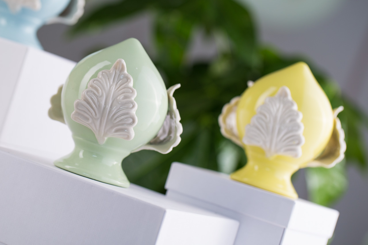 Sharon Italia - Porcellana Capodimonte - I Pumi - Collezione 2020 - Porcellana Capodimonte - Porcellana Lavorata a Mano